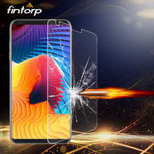 Fintorp Tempered Glass For LG V20 V30 V10 X Power 2 Style Screen Protector Q8 Q6 Plus Spirit Stylus Aristo 3 Leon