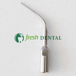 Image 5 - 5PCS שיניים Scaler טיפים PD3 Perio אולטרסאונד Scaler הכנס טיפ עבור SATELEC NSK הנרי שיין DTE PD3