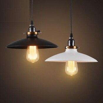 Edison loft estilo hierro colgante lámparas vintage Iluminación ...