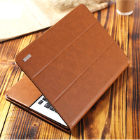 PU Leather Stand Cover Case For MacBook Air Retina 11 12 13 15 Inch Sleeve