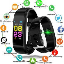 Men Women Fitness Watch Smart Bracelet Sport Bluetooth Digital Wristband Heart rate Blood Pressure Pedometer for Android iOS(China)