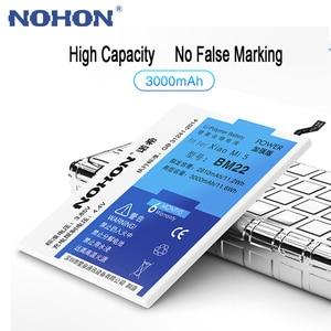 Image 2 - NOHON Original BM22 Battery For Xiaomi Mi5 Mi 5 3000mAh High Capacity BM 22 Phone Batteries Retail Package Free Tools In Stock