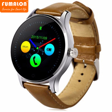 FUMALON K88H Smart Watch Bluetooth 4.0 Heart Rate Monitor Smartwatch Wearable Devices MTK2502C Wristwatch For IOS Android