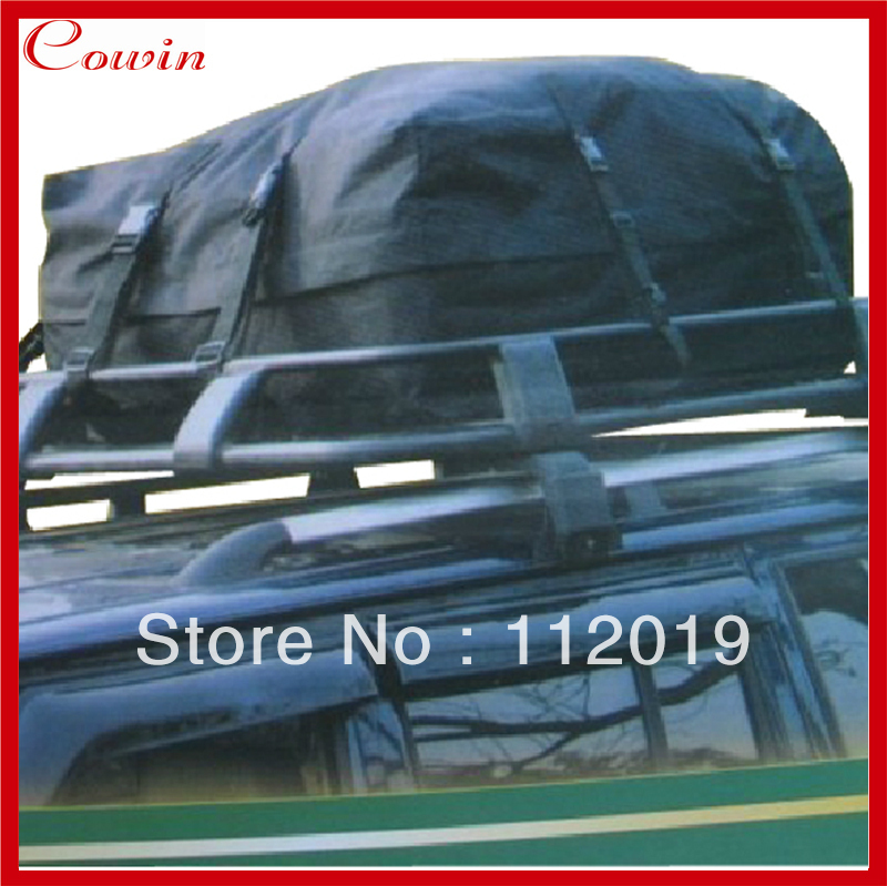 Free Shipping New Car Roof Bag Car Luggage Folding Storage