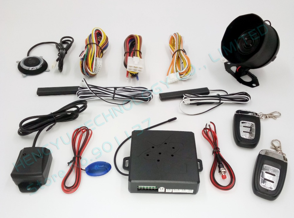 Cheap Car Alarm Systems With Remote Start
