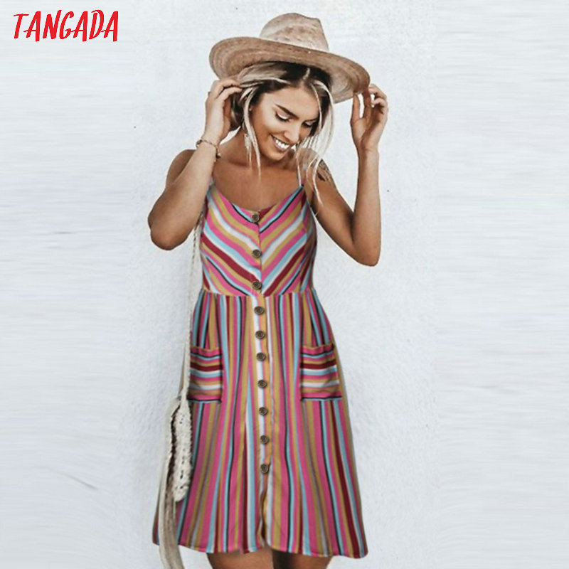 Tangada Summer Dress AON41