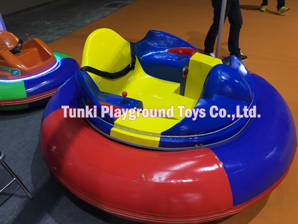 Hot Carnival Game Outdoor Equipment Sale Electric Battery Bumper Cars