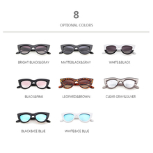 TSHING RAY Retro Thick Frame Cat Eye Sunglasses for Women
