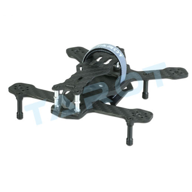 Fpv drone Tarot QAV 120 Racing drone Mini Glass Fiber frame kit rc ...