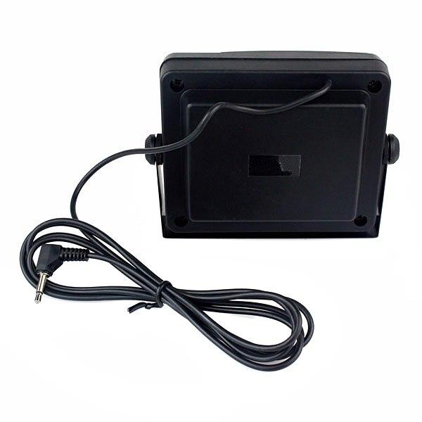 3.5mm TS-750 External Speaker Jack For KENWOOD Radio Transceiver CB Radio VHD36 T50 kenwood kmc 17 heavy duty speaker microphone w earphone jack