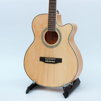 New hot 40 inch 21 grade Rosewood basswood acoustic guitar good wooden guitars musical instruments Wholesale Child friend gifts