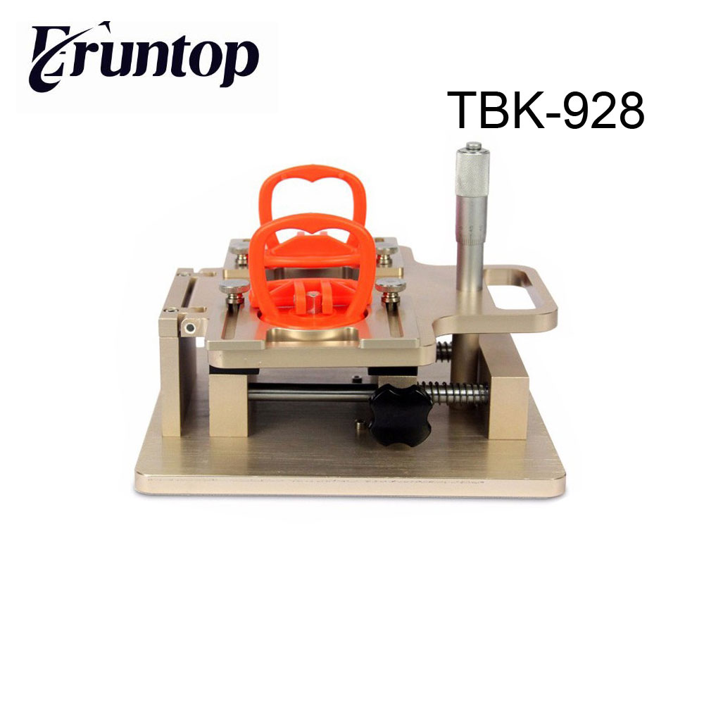 TBK-928 LCD smontare macchina di regolare con precisione da micrometro