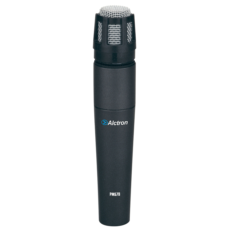Alctron PM57B Wired Microphones Instrument PM57B Unidirectional Cardioid Vocal Dynamic Microphone микрофон blue microphones yeti usb