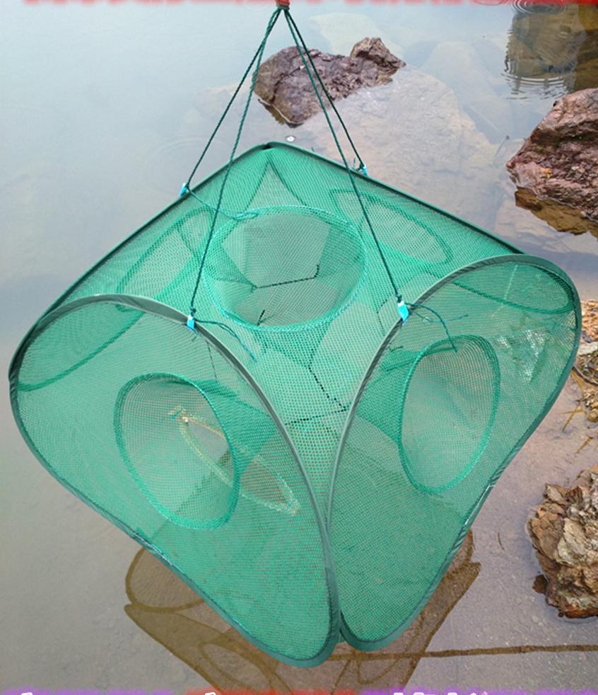 Fishing net shrimp aquarium crab trap fishing net china for Fish trap net