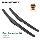 BEMOST Car Windscreen Wiper Blade Clean The Windshield For Porsche 944 Fit Hook Arm 1985 1986 1987 1988 1989 1990 1991 1992