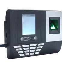 Clock Payroll-Recorder Attendance-Machine Employee Fingerprint Face Facial-Recognition