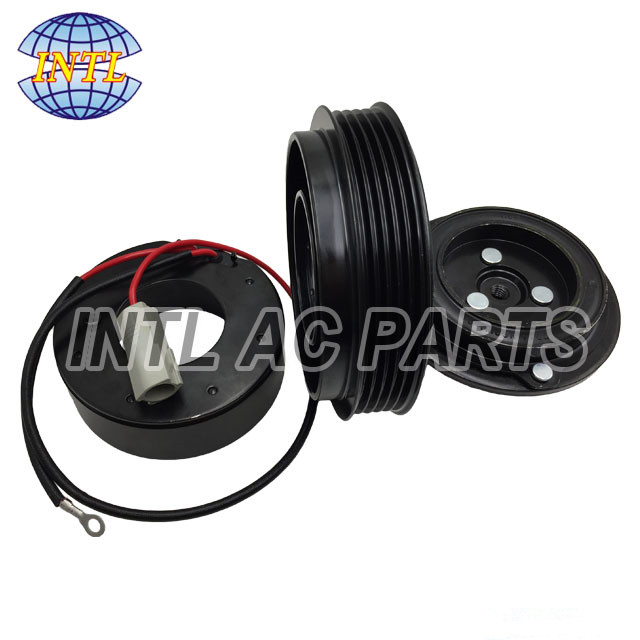 F500 RN8AA 04 F500RN8AA04 BBM4 61 450B BBM4 61 450C F500RN8AA07 157381 158381 HS18 Auto Air AC Compressor clutch set for Mazda 3-in Air-conditioning Installation from Automobiles & Motorcycles    1