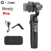 Hohem iSteady Pro 3-Axis Handheld Gimbal Stabilizer Built-in Battery for GoPro Hero 6/5 for Sony RX0/SJCAM/YI cam Action Camera