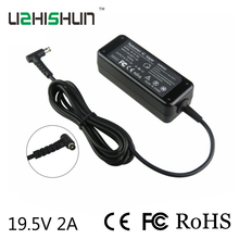 19.5W 2A 40W Energy Adapter of Moveable Battery Charger for sony's pill laptop desktop Charger Adapter Cable Angle