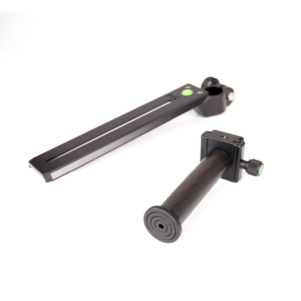 XILETU LVQ-250 Telefoto Zoom Lens Braketi Adaptörü Tripod Monopods - Kamera ve Fotoğraf - Fotoğraf 5