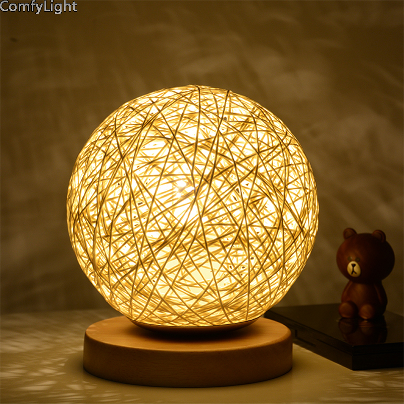 LED Night Lights eye protect baby lamp Bedroom bedside Bookcase desk Light Home Decor Creative Gift Breathing night lamps E27 home decor cartoon sheep bedside desk led night light