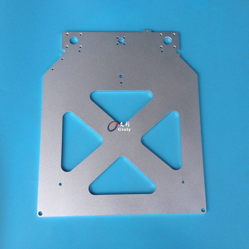 ultimaker 2 print table base plate for DIY ultimaker 3D printer heat bed aluminum plate hot end support plate цены