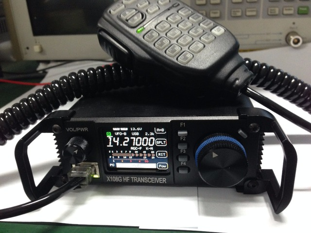 Chinese amateur hf ssb transceiver