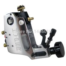 Newest Stigma Hyper V3 Rotary Tattoo Machine For Shader and Liner With High Quality Sliver Tattoo Machine Free Shipping