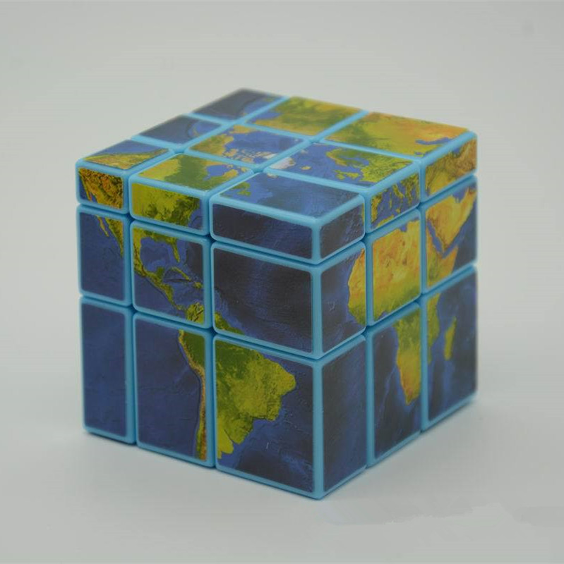 Online buy wholesale mirror cube from china mirror cube for Mirror rubik s cube