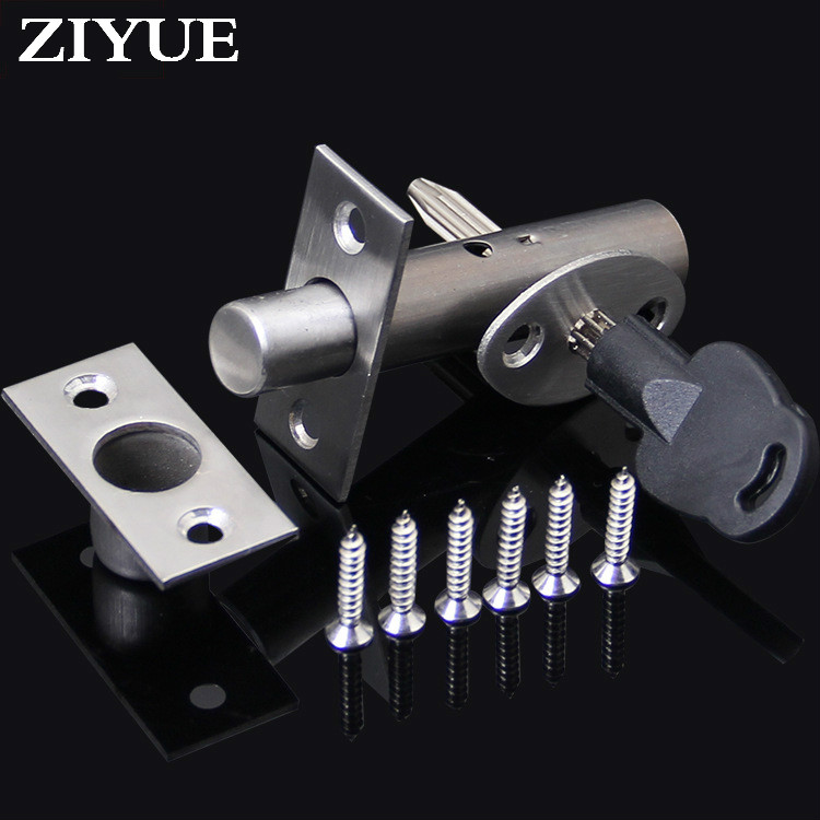 Free Shipping Stainless Steel 304 stainless steel Fire Invisible Doors Cross Spoon Key  Access Fire Door LockFree Shipping Stainless Steel 304 stainless steel Fire Invisible Doors Cross Spoon Key  Access Fire Door Lock