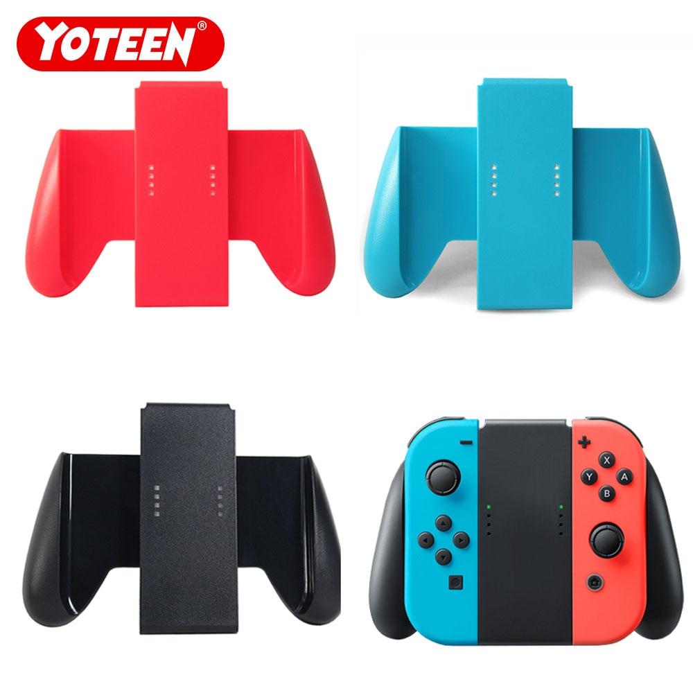 Håndtag til Nintendo Switch NS NX 2017 Joy Con Holder Controller Taske Holderbeslag til Nintend Switch Standholderholder