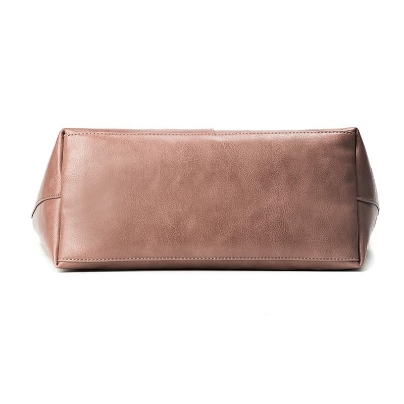 мода 2017 г. кожаная сумка для женщин сумки 2 шт. для женщин курьерские сумки женские сумки на плечо crossbady сумка болса feminina мешок