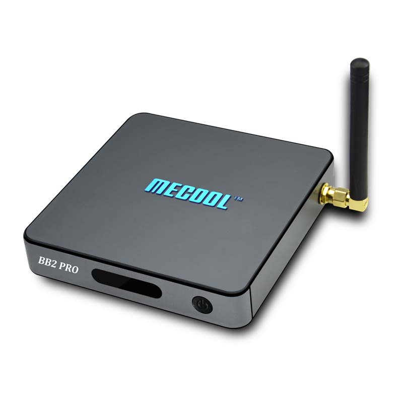 XGODY MECOOL BB2 Pro Android 6.0 TV Box 3GB RAM 16GB Amlogic S912 Octa Core Kodi 17.0 Fully Loaded HD 4K TV Smart Streambox