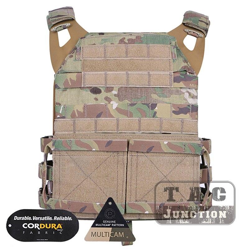 Emerson Tactical JPC 2 0 Assult Lightweight Combat Vest EmersonGear Body Armor Adjustable Cummerbund Jumpable Plate