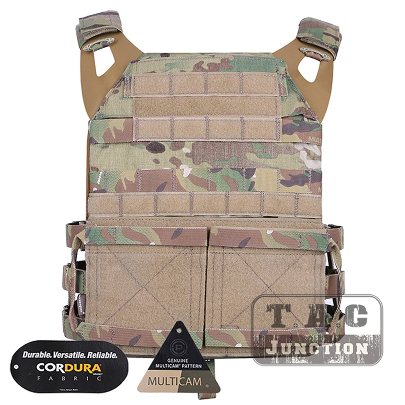 Emerson tactique JPC 2.0 Assult léger gilet de Combat EmersonGear armure corporelle réglable Cummerbund porte-plaque combinaisons