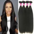 Grace Hair Peruvian Virgin Hair Straight Human Weave,On sale 4 pcs Sugar Virgin Hair Silky Straight Virgin Hair Bundle deals