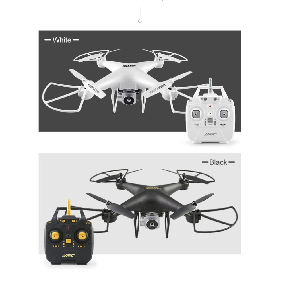 JJR/C H68 RC Drone 2.4G FPV RC Quadcopter Drone with 720P HD Camera Altitude Hold Headless Mode 3D-Flip 20mins Long FlightJJR/C H68 RC Drone 2.4G FPV RC Quadcopter Drone with 720P HD Camera Altitude Hold Headless Mode 3D-Flip 20mins Long Flight
