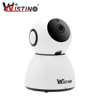 Wistino CCTV WIFI 1080P IP Camera 2MP Baby Monitor Network Wireless Mini Monitor Alarm Surveillance Home