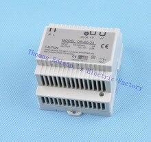 Trilho DIN Fonte de Alimentação 60 W 24 V Poder Suply 24 V 60 W AC DC Conversor Dr-60-24 BOA Qualidade OEM