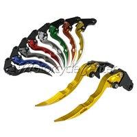 Motociclismo CNC Lama Freno Leve Frizione Per Honda CB600F Hornet CBR600F CBF600/SA CBR CB 600F CBF 600 2007-2013