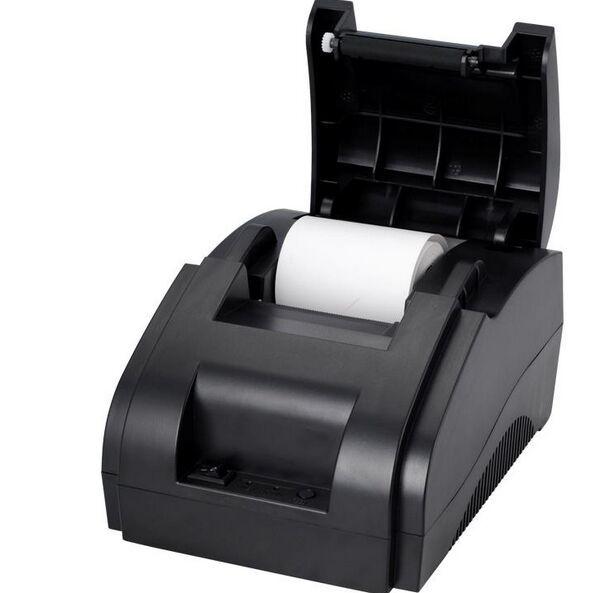 Mini impresora Pos de bajo ruido con puerto USB original de alta velocidad 58mm
