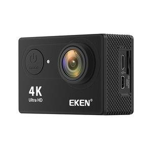 """Image 4 - Caméra daction dorigine EKEN H9R H9 Ultra HD 4K WiFi avec télécommande 2.4G 2.0 """"écran 30M étanche sport mini cam"""