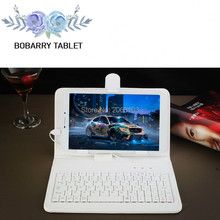 Bobarry 8 pulgadas tablet pc 4g 128g octa core t8 androide Tablet Pc 4G LTE teléfono móvil android tablet pc IPS de 8MP
