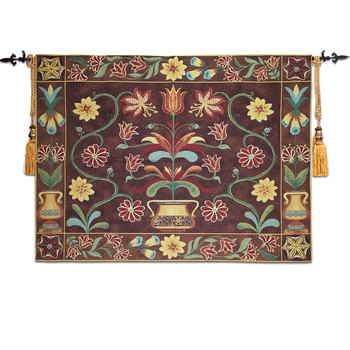 """Exquisite Jacquard Cloth Art Adornment Tapestry """"Hanover"""" 100X140cm GT-NW111"""