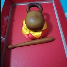 Musical-Instruments Wooden Buddhist Apricot Fish-Multiplier Muyu