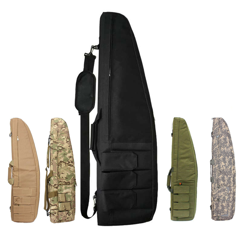 Outdoor Hunting Shooting Tactical Rifle Protection Carry Bag About 118cm Good Quality Nylon Sport Bag Shoulder Bag
