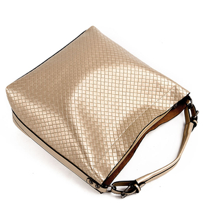 Image 5 - 織バケットハンドバッグ欧州と米国新ファッション野生カジュアル気質ショルダーメッセンジャーメッセンジャー潮