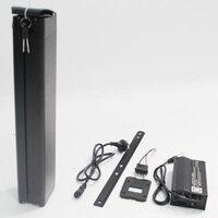 ConhisMotor Elektrische Fiets Lithium Batterij 18650 Cell 48 V 13.2AH Zitbuis Hoge Capaciteit e-bike-Ion Polymeer Batterijen