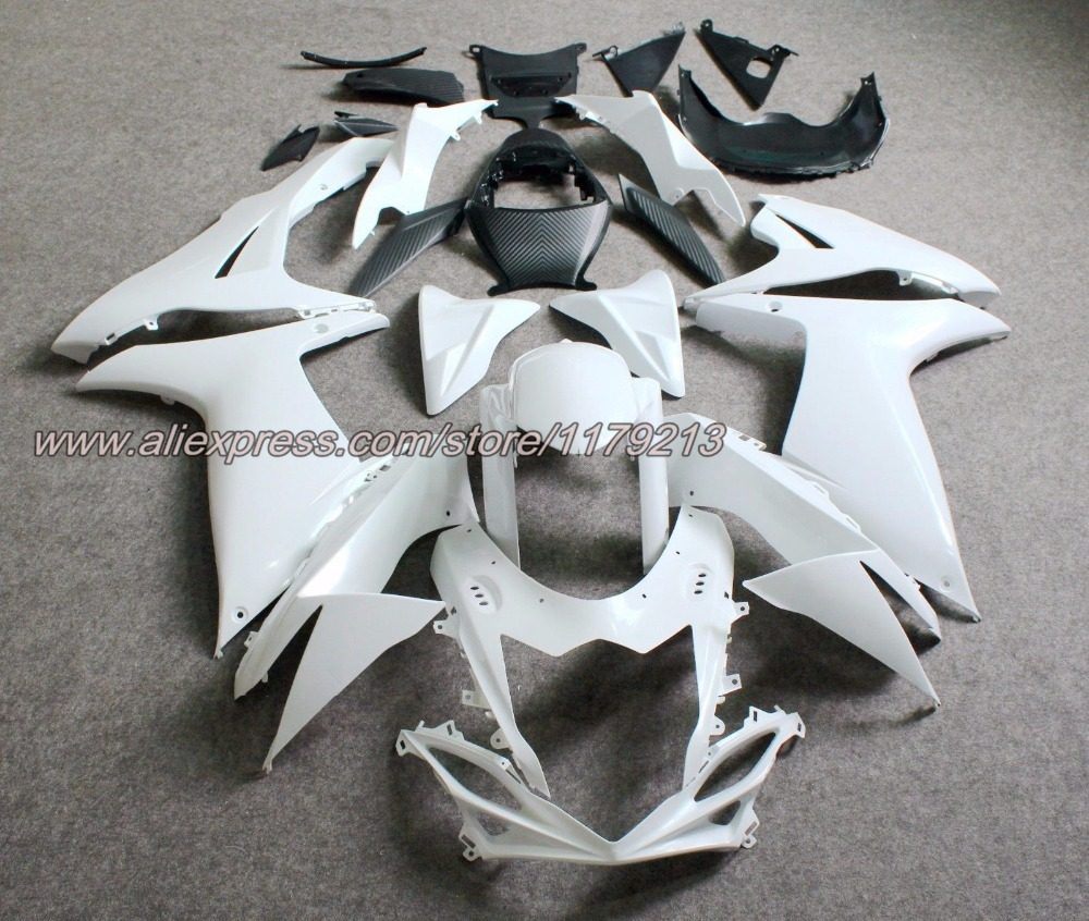 ABS Injection Motorcycle bodywork Fairing Kit for Suzuki GSX-R GSXR 600 / 750 2011 2012 2013 2014 Unpainted for yamaha tmax530 2012 2014 plastic abs injection motorcycle fairing kit bodywork cowlings