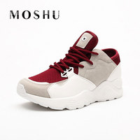Unique Summer Women Casual Shoes Breathable Air Mesh Basket Trainers Women Canvas Shoes Creepers Flats White